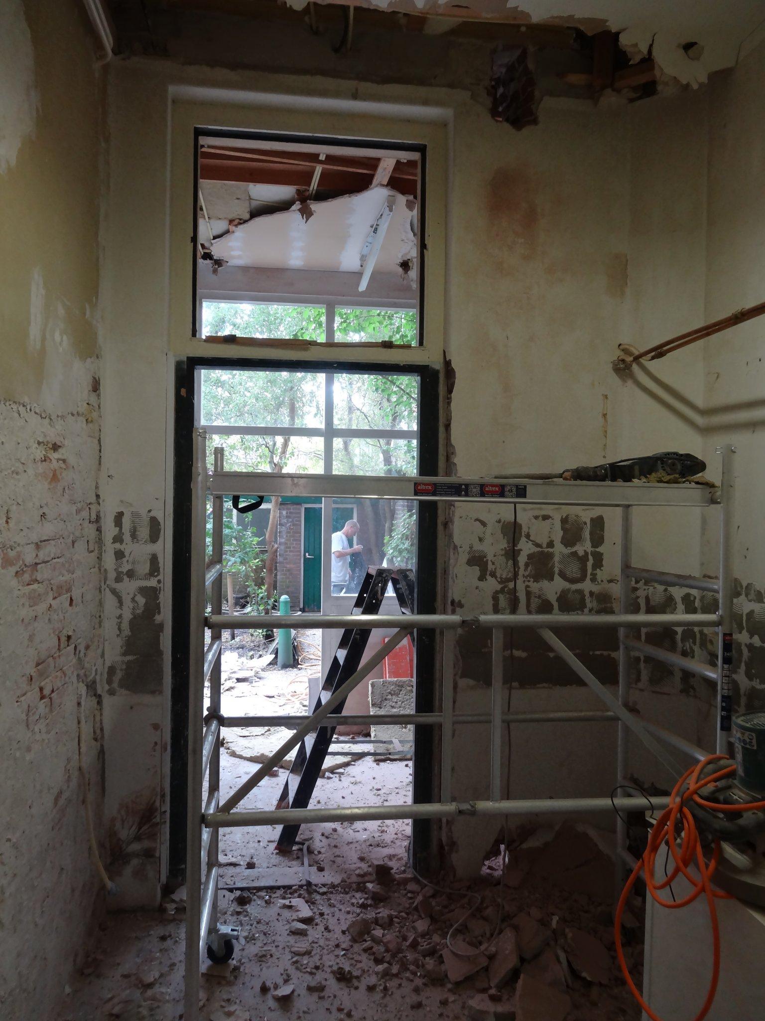Keukenrenovatie Den Haag : Oud Hollands Diensten ? constructie plaatsen Rijswijk